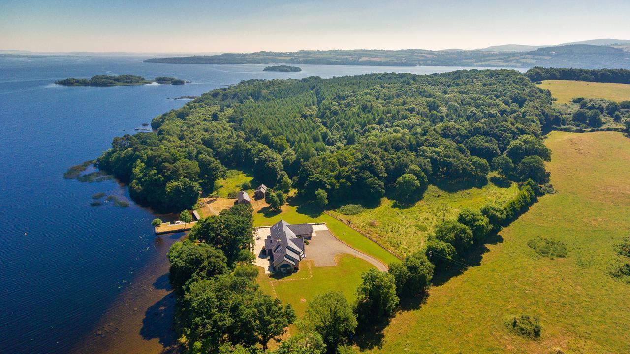 Bunglasha Lodge, Oggonelloe, Killaloe, Co. Clare Clare, Ireland. Supplied by Christie's International Real Estate.
