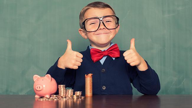 Make your kids money smart