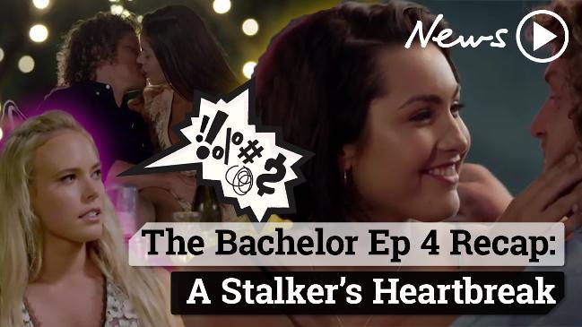 The Bachelor Episode 4 Recap: A Stalker's Heartbreak