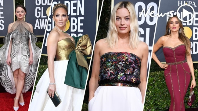 Golden Globes 2020: Celebs dazzle on the red carpet