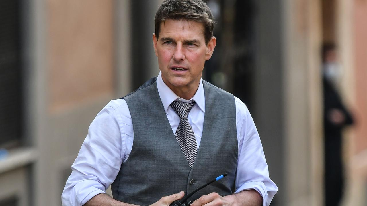 US actor Tom Cruise reportedly returned his Golden Globe awards. Picture: Alberto Pizzoli/AFP