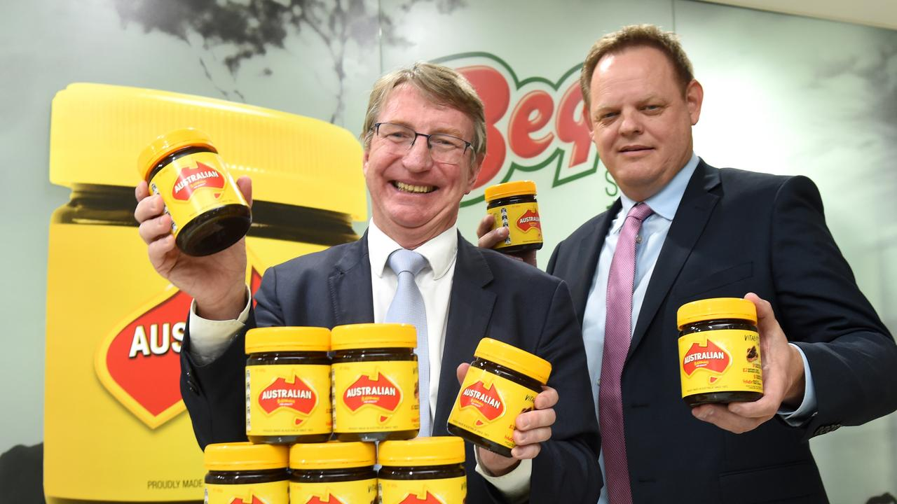 Bega Cheese is reportedly buying Lion Dairy and Drinks. Picture: Kylie Else