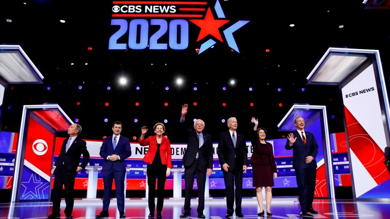 Bernie Sanders fends off attacks during final Democratic debate