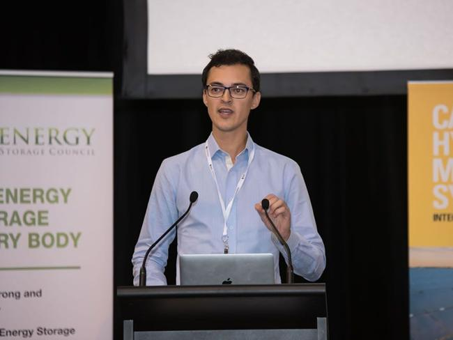 Alex Georgiou is passionate about educating Australians on the benefits of solar power.
