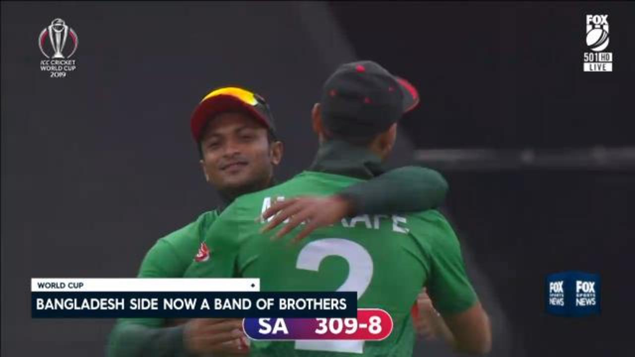 Bangladesh form brotherhood