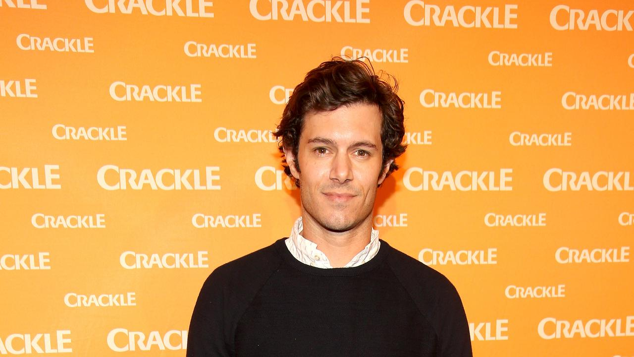 Actor/producer Adam Brody attends the Crackle's 2016 Upfront Presentation at New York City Center on April 20, 2016 in New York City. Picture: Paul Zimmerman/WireImage