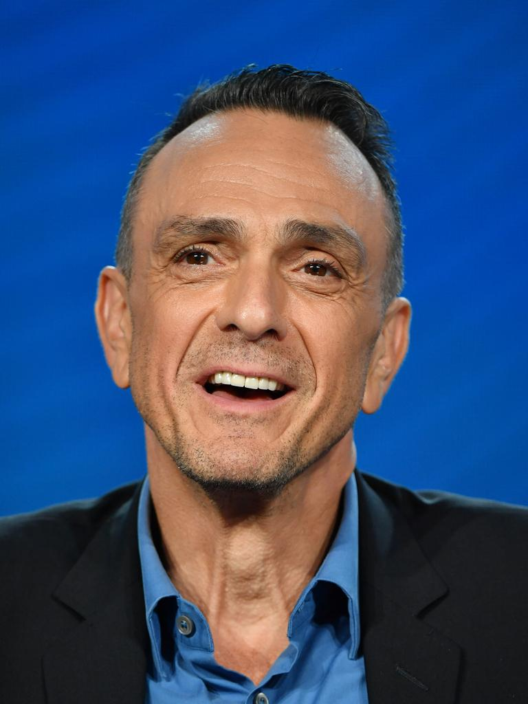 Hank Azaria stood down from the role of Apu last January. Picture: Getty Images
