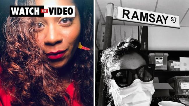 Shareena Clanton alleges she endured 'multiple racist traumas' on Neighbours set