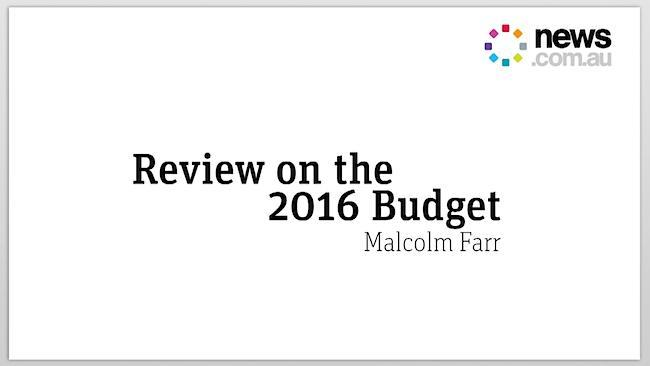 Review on the 2016 Budget