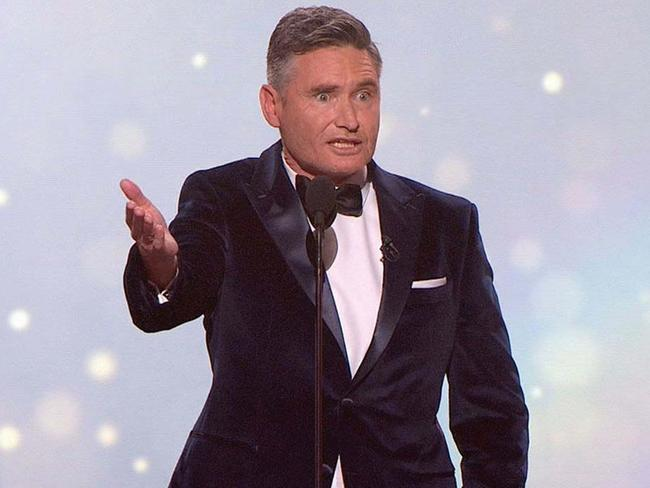 Comedian Dave Hughes is the hot favourite to open the Logies again this year.