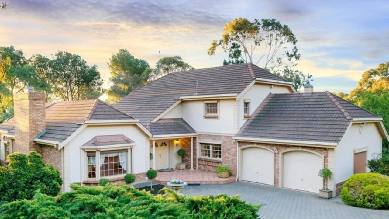 The Salisbury Heights home at 8 Nalara Place is grand at every turn. Pic: realestate.com.au