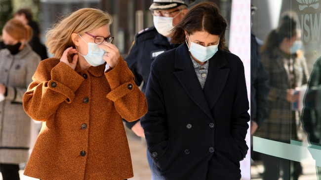 Chief Health Officer Dr Kerry Chant has warned nothing can be 'ruled out' in a pandemic. Picture: Dan Himbrechts-Pool/Getty Images