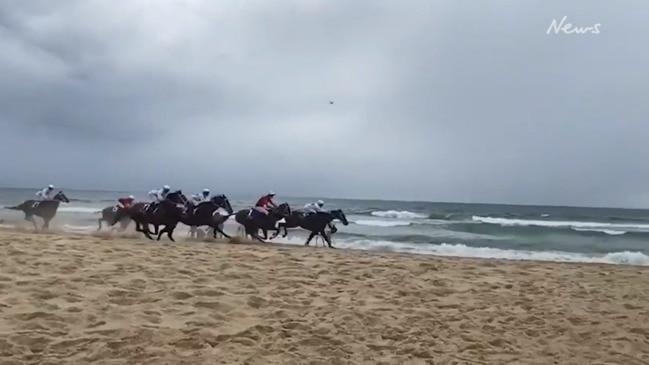 Annual beach race ahead of Magic Millions