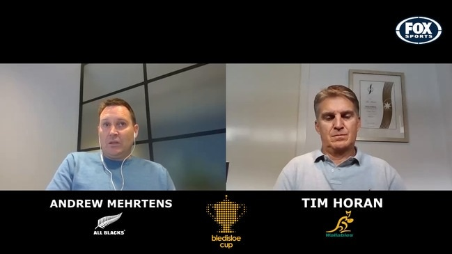 Bledisloe III Preview with Tim Horan and Andrew Mehrtens