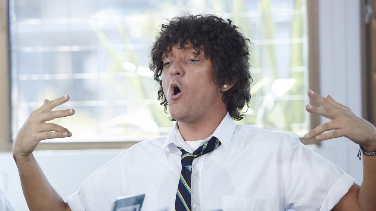 Lilley played cheeky Tongan schoolboy Jonah in 2007's Summer Heights High.