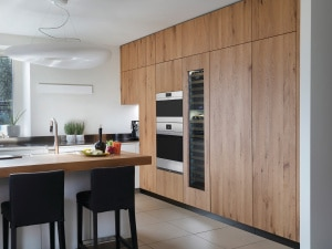 Why a hidden fridge is the next big thing in kitchen renovations
