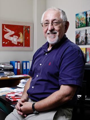 Money ... Norman Lurie of Larrikin Music sought loot from a familiar flute line. Picture: Supplied