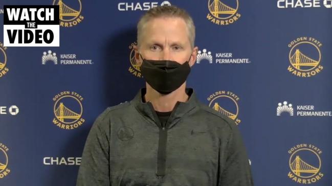 Steve Kerr open up on Warriors 'humiliating' defeat