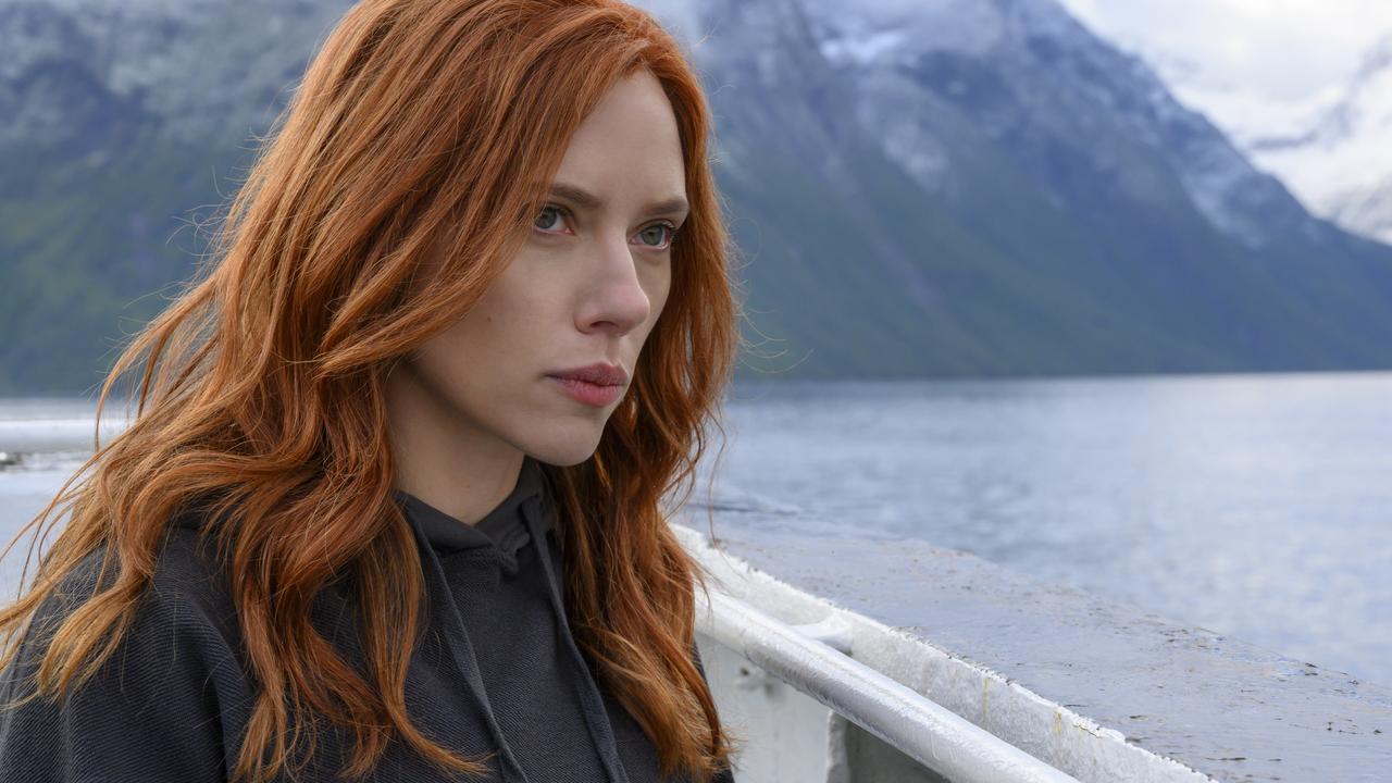 Scarlett Johansson is suing Disney. Picture: Jay Maidment/Marvel Studios 2021
