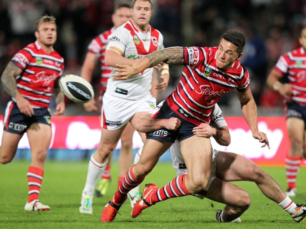 Roosters fans cannot wait for SBW.