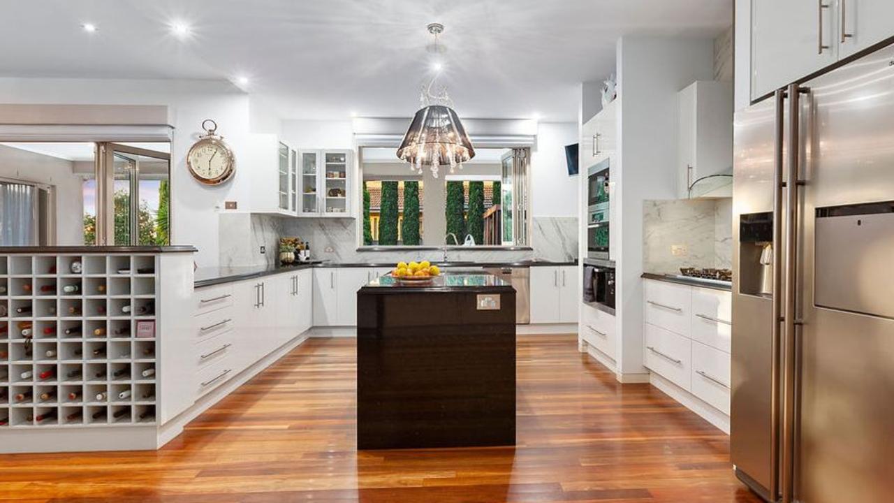 13 Greg Norman Drive's Miele kitchen …
