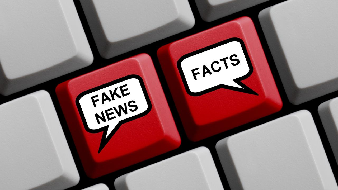 Fake news has always been around but is much easier to spread today thanks to the internet and social media.