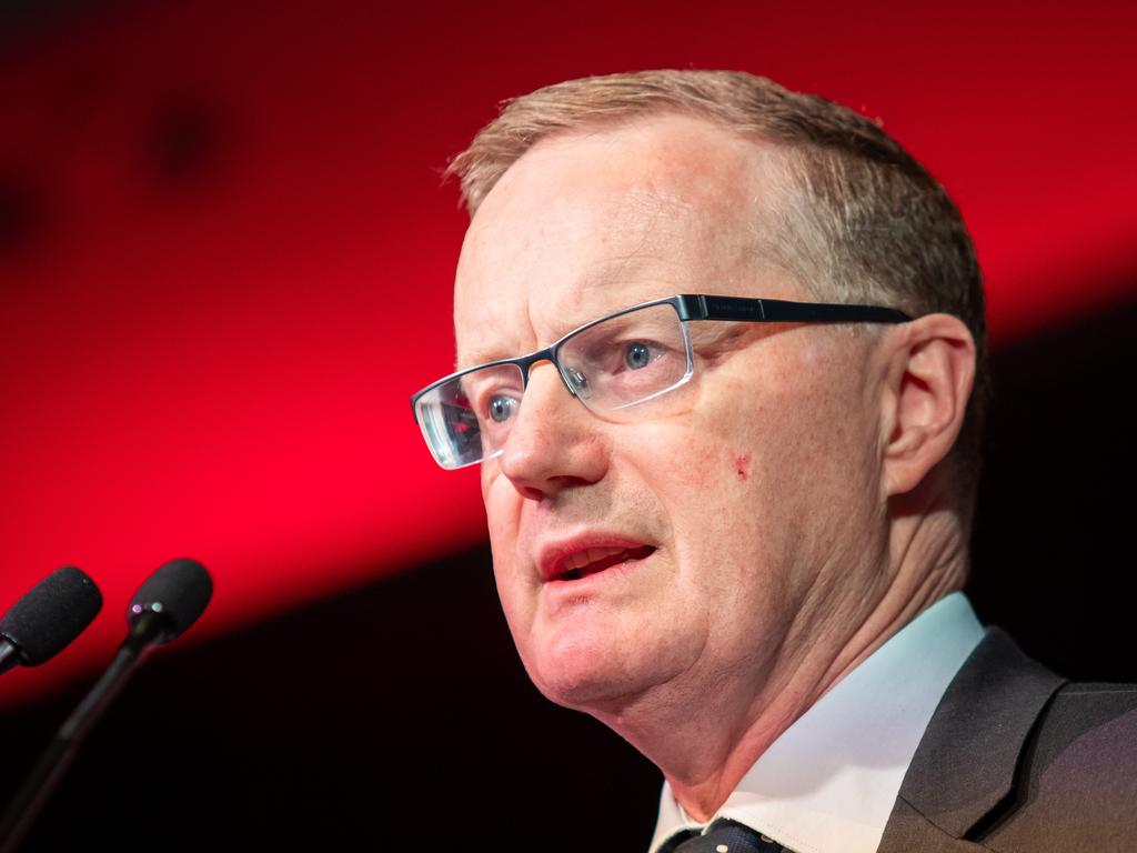 Reserve Bank Governor Philip Lowe is entering into uncharted waters. Picture: James Elsby/AAP