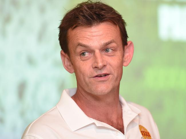 Adam Gilchrist is excited to be joining Fox Sports' cricket team.