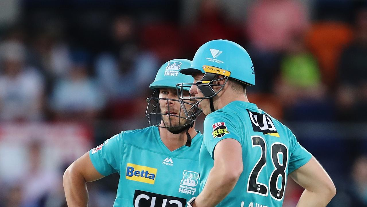 Chris Lynn and Dan Lawrence are awaiting the findings of an investigation into their biosecurity breaches.
