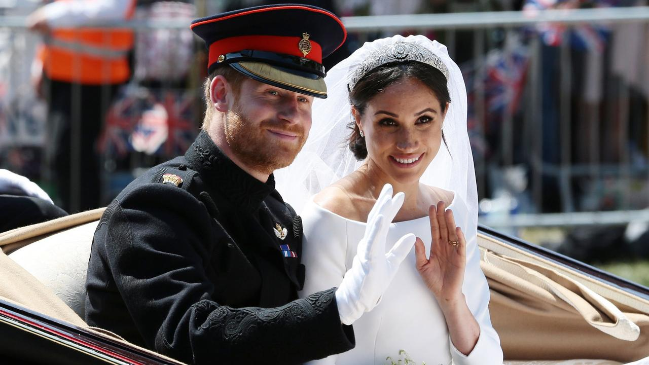 According to the Archbishop, the royal wedding was indeed the real deal. Picture: Getty Images.