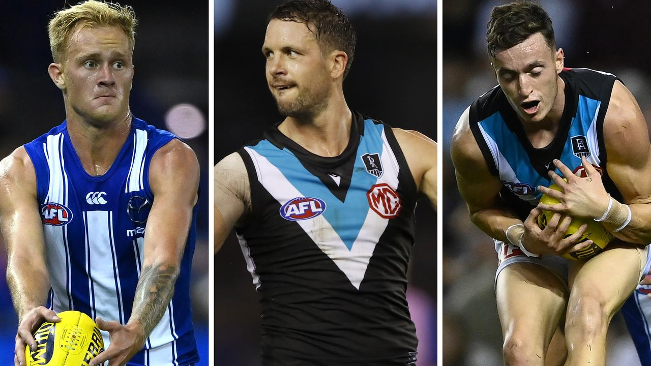 Travis Boak starred, Orazio Fantasia loved his Power debut and Jaidyn Stephenson was a shining light for the Kangaroos.