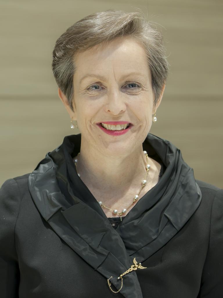 Cancer Australia chief executive officer Dorothy Keefe.