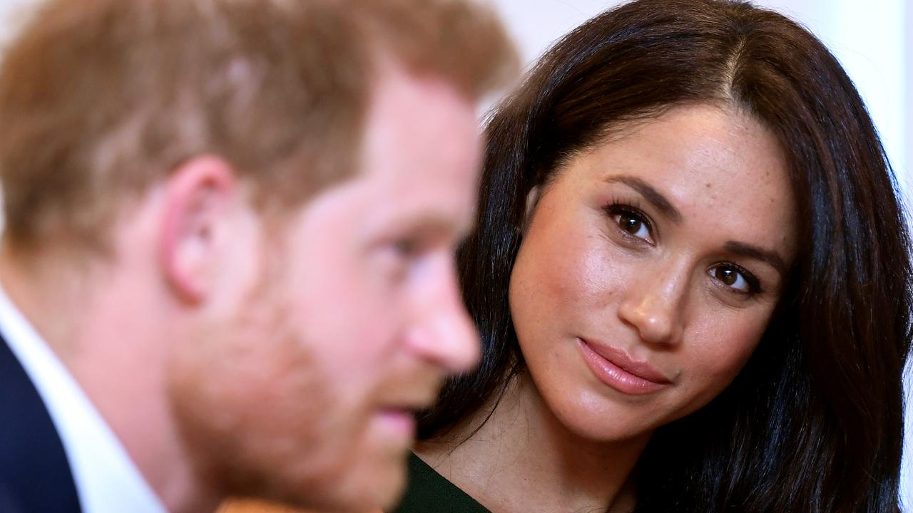 Harry and Meghan are in need of a right royal break. Picture: Toby Melville — WPA Pool/Getty Images