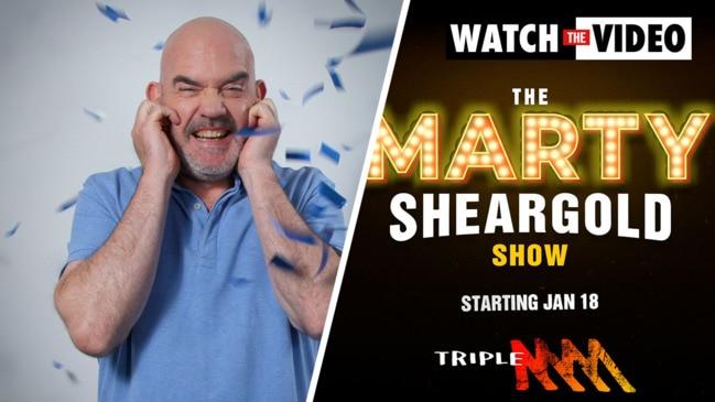 Marty Sheargold is the host of Triple M Breakfast in 2021