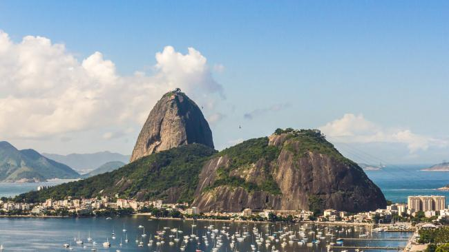 15/29Rappel on Sugarloaf Mountain in Rio de Janeiro This popular peak can be ascended by cable car - but why not make the trip in a more adventurous fashion?