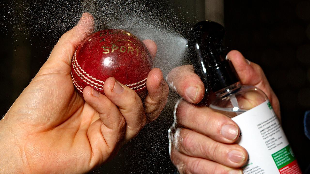 Sports Ball Suitable Sanitiser Spray