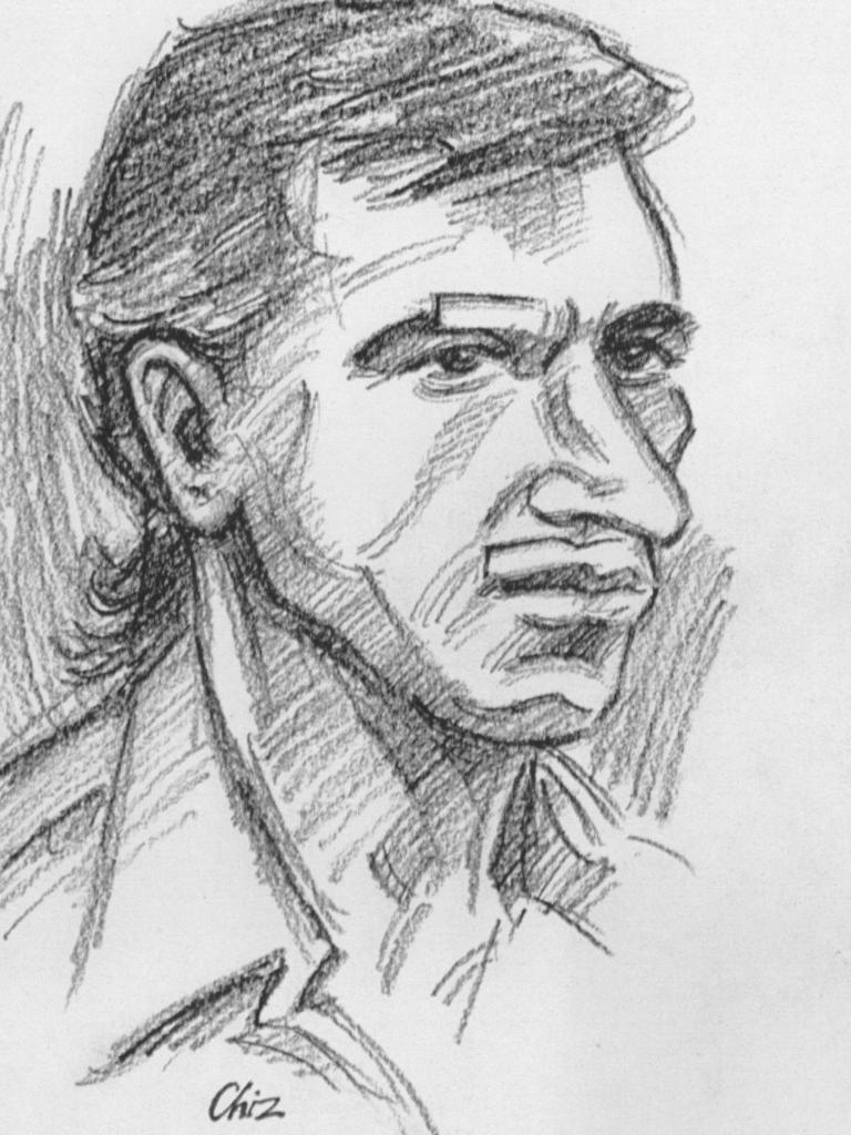 Kate Moir described David Birnie's abnormally long nose.