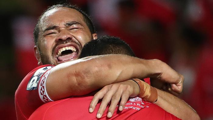 Great Britain Lions v Mate Ma'a Tonga