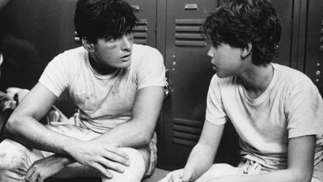 Charlie Sheen and Corey Haim starred together in the 1986 movie Lucas.
