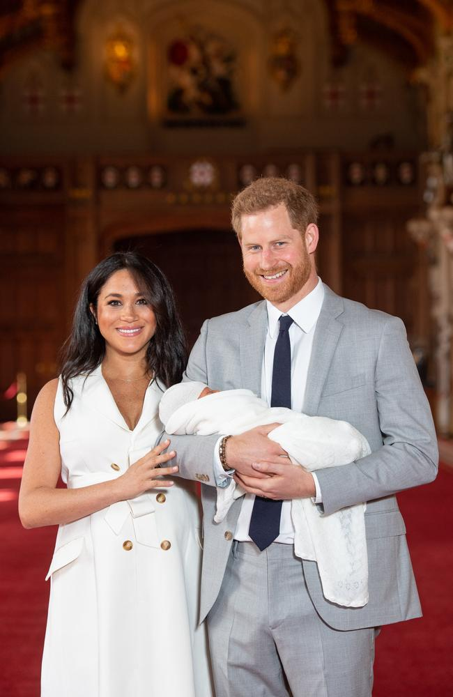 The only thing that would've made this moment more special is a royal penis pun.