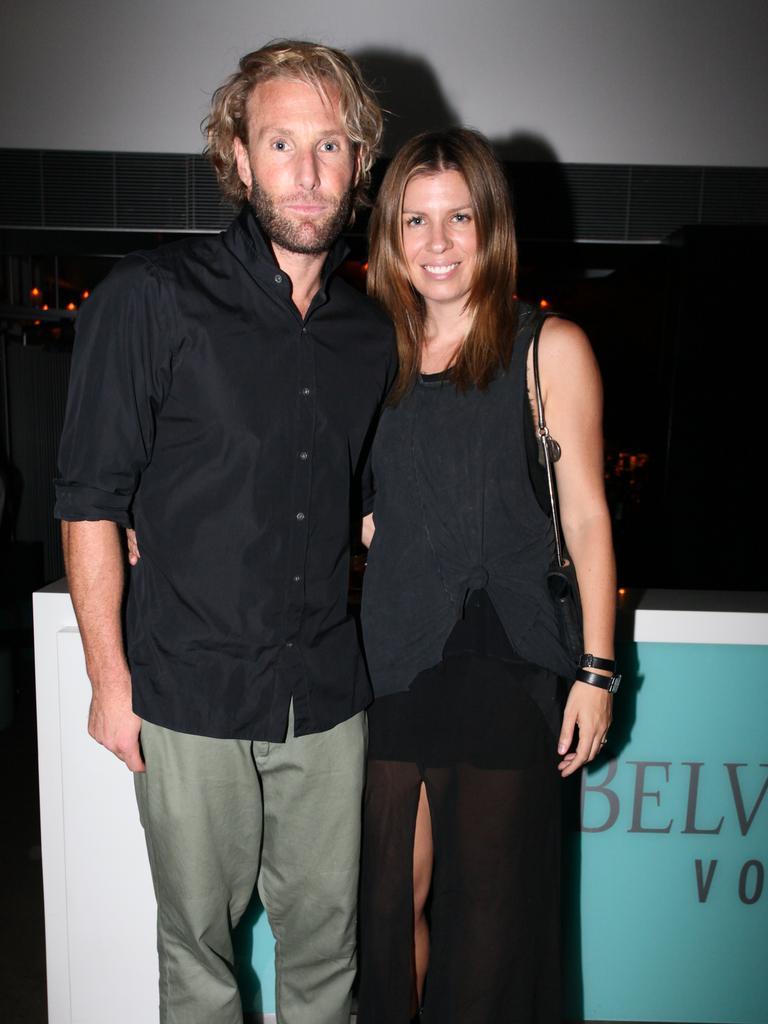 Joel Williams and Emma Van Haandel.