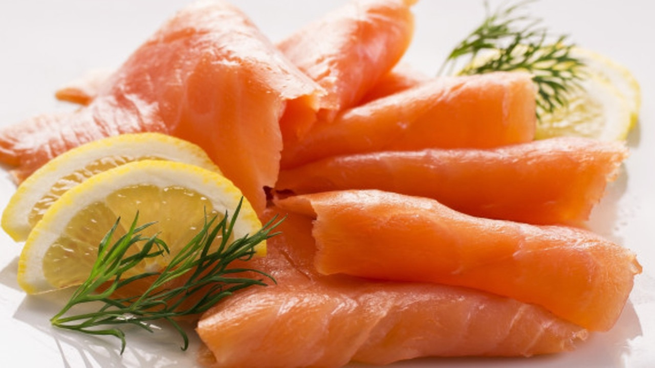 Smoked salmon has proved to be the source of two deaths from Listeria.