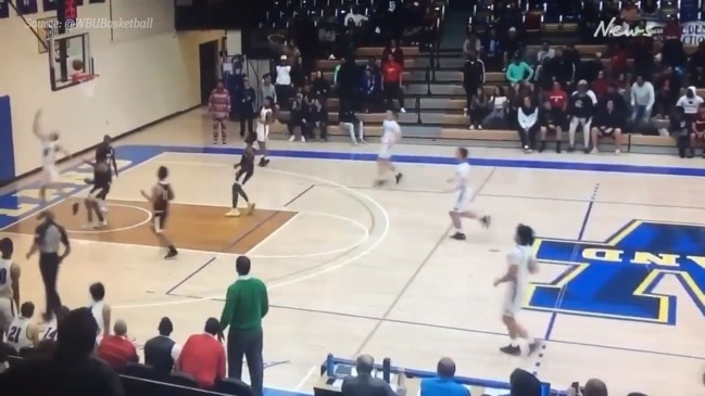 JJ Culver scores 100 points in college basketball game