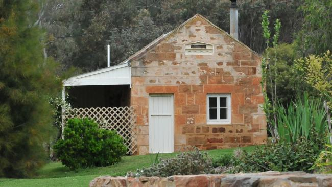 Bungaree Station, Clare Valley, South Adelaide.