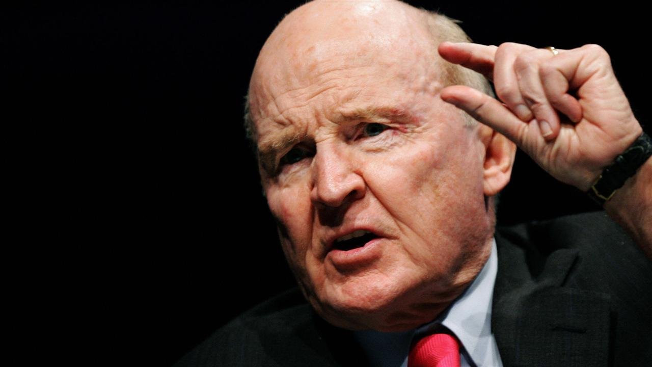 Jack Welch on Corporate Transparency and Fear