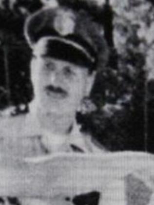 "DeAngelo as a police officer. Picture: Auburn Journal                         <a class=""capi-image"" capiId=""c2f8cdcfea65d8ae7298a87b52393fc8""></a>"