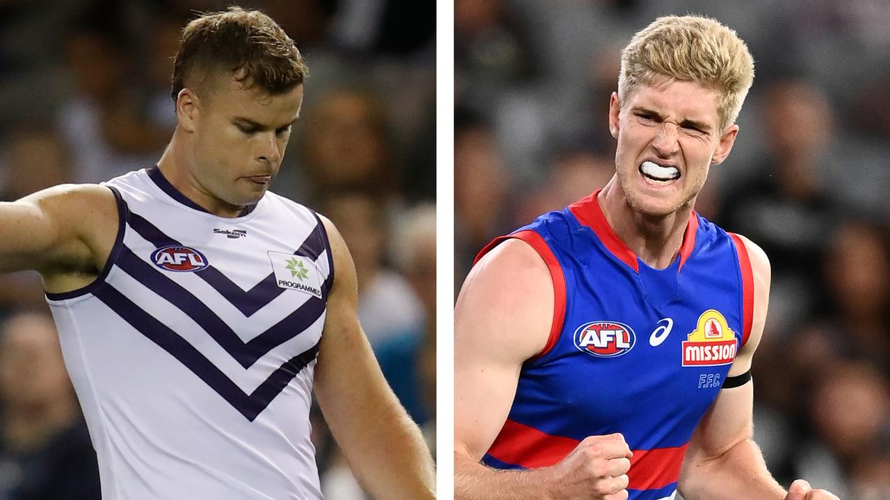 Peter Sumich believes some key Dockers could be set to head home.
