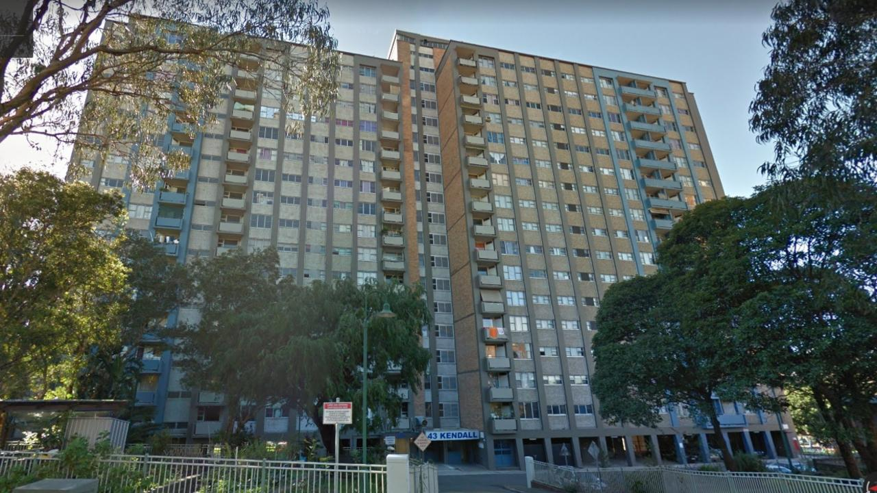 The Kendall Tower on Morehead St in Redfern.