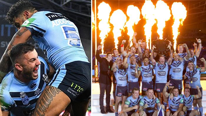 NSW Blues' miracle win in Game 3.