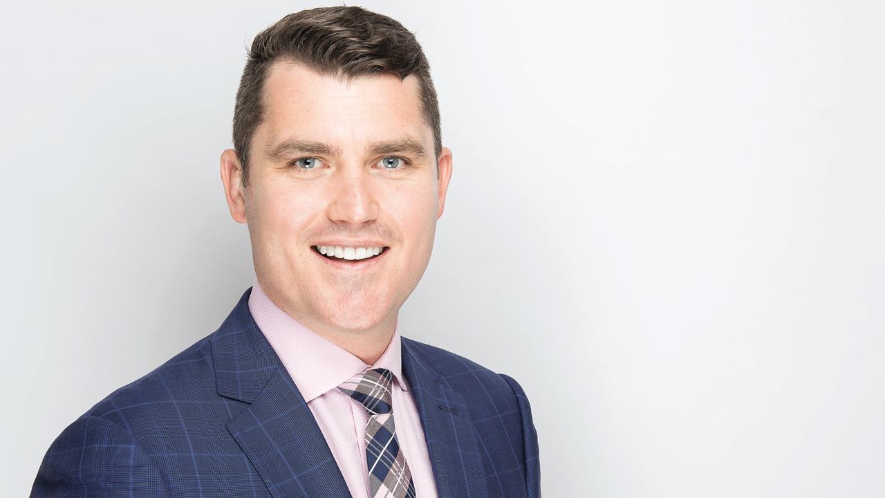Ouwens Casserly Real Estate managing director Nathan Casserly.